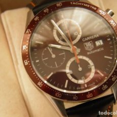 Relojes - Tag Heuer: TAG HEUER CARRERA CAL 16. Lote 146370074