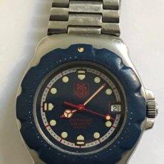 Relojes - Tag Heuer: RELOJ VINTAGE TAG HEUER PROFESSIONAL 200METERS QUARTZ CALENDAR SWISS MADE. Lote 151667064