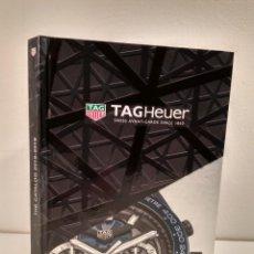 Relojes - Tag Heuer: CATÁLOGO RELOJ TAG HEUER. THE CATALOG 2018-2019. Lote 152652254