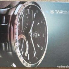 Relojes - Tag Heuer: LIBRO CATÁLOGO TAG HEUER 2007 - 2008 - RELOJERÍA - RELOJ. Lote 154940950