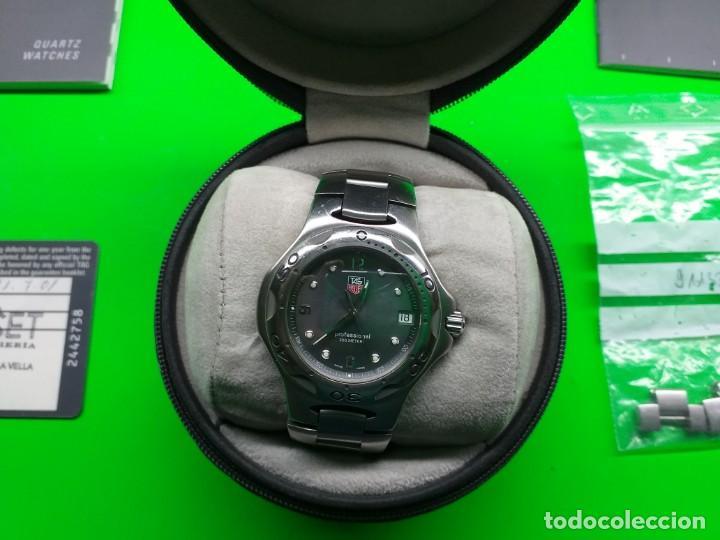 Relojes - Tag Heuer: reloj tag heuer wl1111 - Foto 2 - 155022554