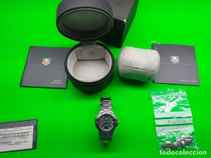 Relojes - Tag Heuer: reloj tag heuer wl1111 - Foto 8 - 155022554