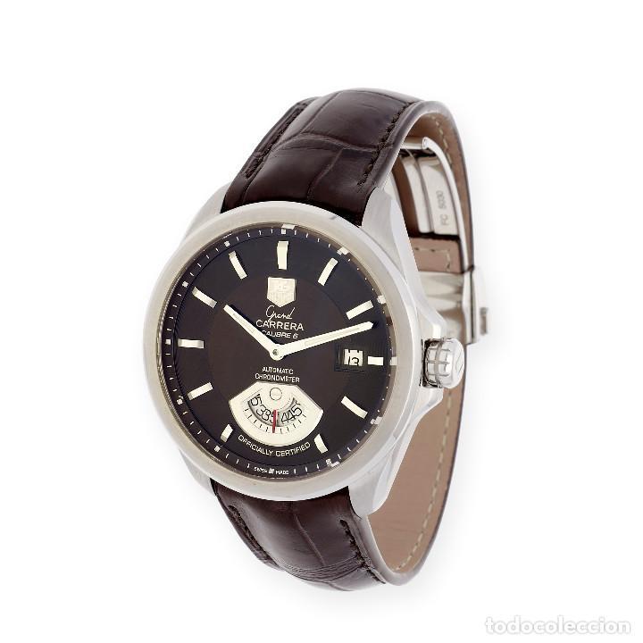 Relojes - Tag Heuer: TAG Heuer Grand Carrera Calibre 6 RS Reloj para Caballero - Foto 2 - 161195862