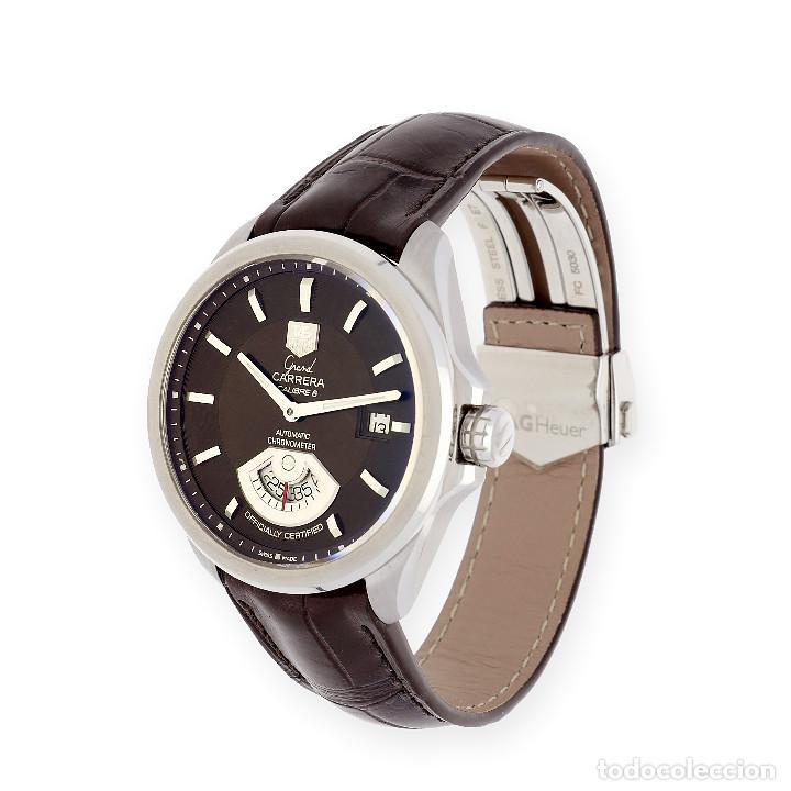 Relojes - Tag Heuer: TAG Heuer Grand Carrera Calibre 6 RS Reloj para Caballero - Foto 3 - 161195862