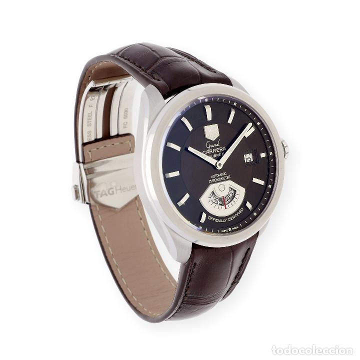Relojes - Tag Heuer: TAG Heuer Grand Carrera Calibre 6 RS Reloj para Caballero - Foto 4 - 161195862