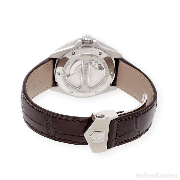 Relojes - Tag Heuer: TAG Heuer Grand Carrera Calibre 6 RS Reloj para Caballero - Foto 6 - 161195862