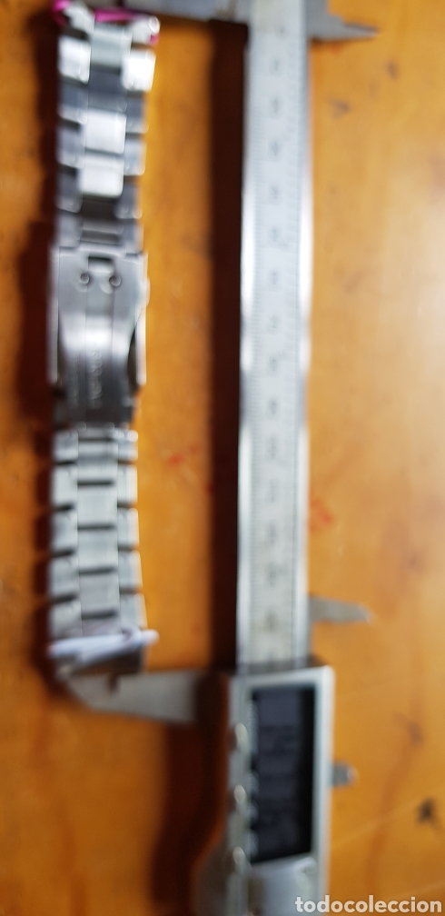 Relojes - Tag Heuer: ARMYS ORIGINAL TAG HEUER ACERO FAA029 G-W7 - Foto 10 - 137745518