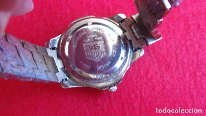 Relojes - Tag Heuer: reloj tag heuer,profesional 200 metros,leer detalles - Foto 4 - 166604974