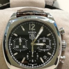 Relojes - Tag Heuer: TAG HEUER MONZA. Lote 168248768