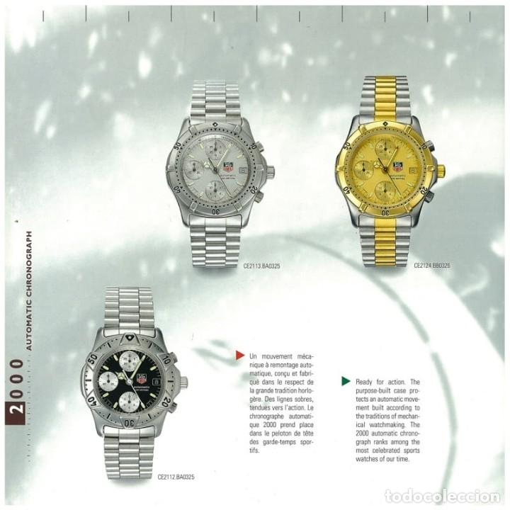 TAG HEUER SERIE 2000 (Relojes - Relojes Actuales - Tag Heuer )