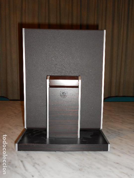 Relojes - Tag Heuer: TAG HEUER ESPEJO DISPLAY EXPOSITOR OFICIAL ORIGINAL MIRROR RELOJ - Foto 7 - 169937104