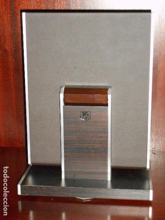 TAG HEUER ESPEJO DISPLAY EXPOSITOR OFICIAL ORIGINAL MIRROR RELOJ (Relojes - Relojes Actuales - Tag Heuer )