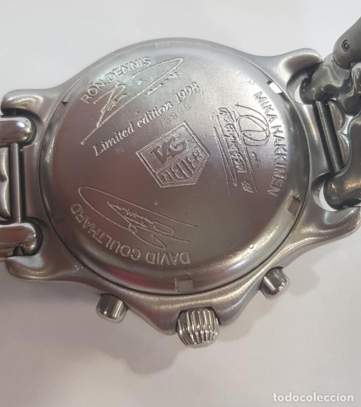 Relojes - Tag Heuer: Reloj Tag Heuer Formula 1 Quarz - Foto 9 - 172700849