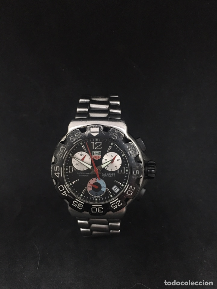Relojes - Tag Heuer: TAG Heuer - Formula 1 Professional 200m - CAC1110-0 YQ3197 - Unisex - Foto 3 - 202442105