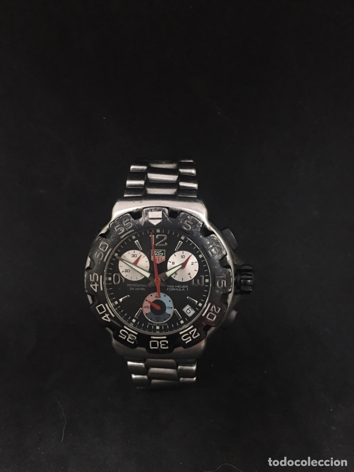 Relojes - Tag Heuer: TAG Heuer - Formula 1 Professional 200m - CAC1110-0 YQ3197 - Unisex - Foto 4 - 202442105