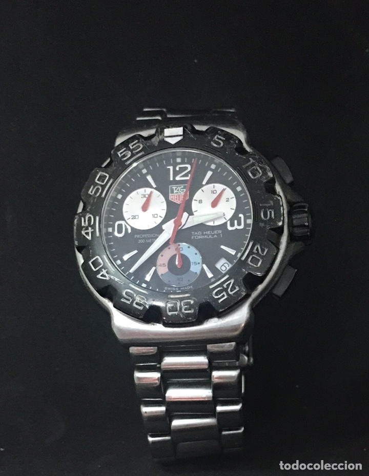 Relojes - Tag Heuer: TAG Heuer - Formula 1 Professional 200m - CAC1110-0 YQ3197 - Unisex - Foto 5 - 174376797