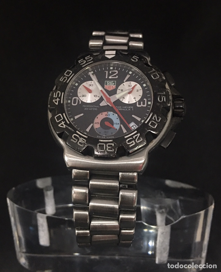 Relojes - Tag Heuer: TAG Heuer - Formula 1 Professional 200m - CAC1110-0 YQ3197 - Unisex - Foto 11 - 202442105