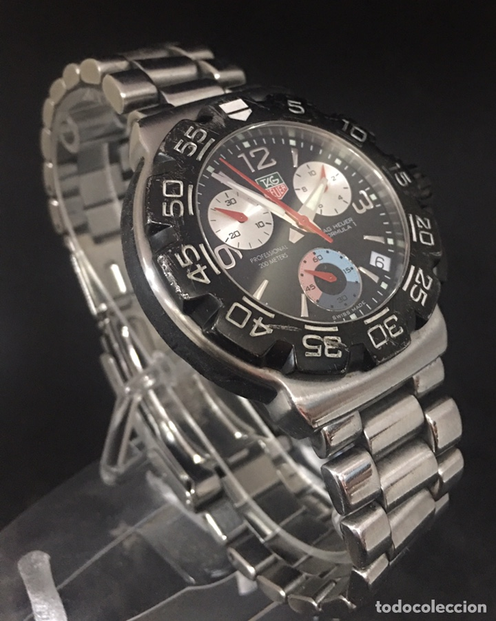 TAG HEUER - FORMULA 1 PROFESSIONAL 200M - CAC1110-0 YQ3197 - UNISEX (Relojes - Relojes Actuales - Tag Heuer )