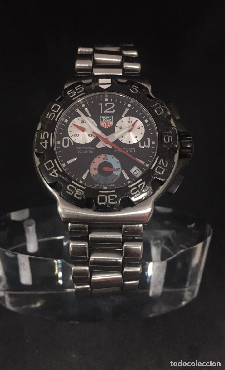 Relojes - Tag Heuer: TAG Heuer - Formula 1 Professional 200m - CAC1110-0 YQ3197 - Unisex - Foto 13 - 202442105
