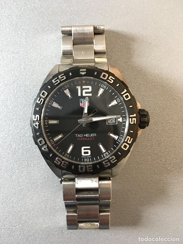 talla 40 c75d3 d798f Reloj Tag Heuer Formula 1 - Ref. WAZ1110.BA0875
