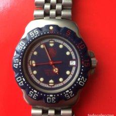 Relojes - Tag Heuer: TAG HEUER F1 WA1210 - UNISEX - USADO. Lote 178559242