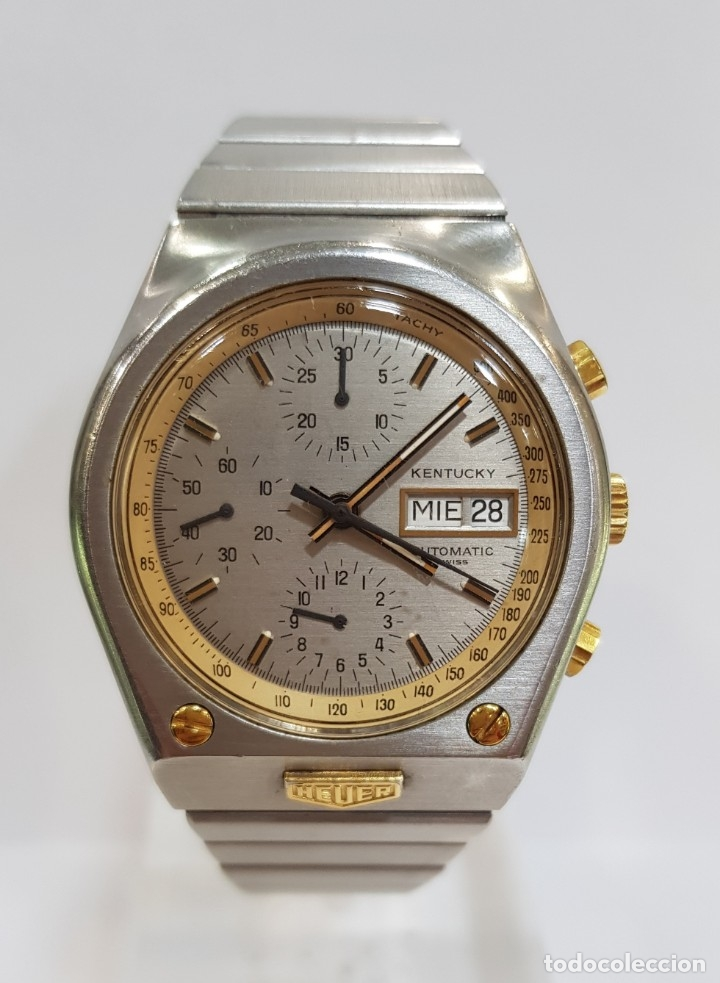 Relojes - Tag Heuer: Reloj Tag Heuer Kentucky - Foto 2 - 178708988