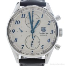 Relojes - Tag Heuer: TAG HEUER CARRERA CRONÓGRAFO REF. CAS2111. Lote 178886627