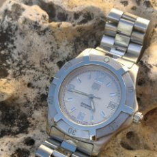Relojes - Tag Heuer: U18 RELOJ TAG HEUER AUTOMATIC EXCELENTE. Lote 180020245