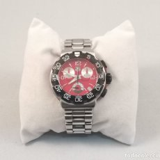 Relojes - Tag Heuer: TAG HEUER FORMULA 1 CHRONO SAPPHIRE 41 MM. Lote 180141087