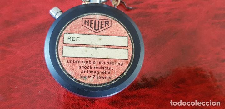 Relojes - Tag Heuer: HEUER CRONOMETRO HOUR DECIMAL FUNCIONANDO - Foto 2 - 182605471