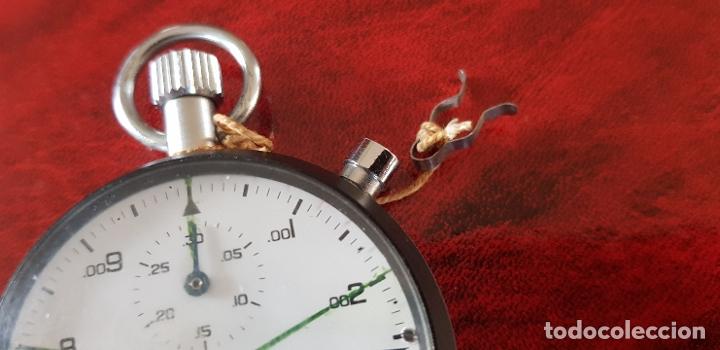 Relojes - Tag Heuer: HEUER CRONOMETRO HOUR DECIMAL FUNCIONANDO - Foto 4 - 182605471