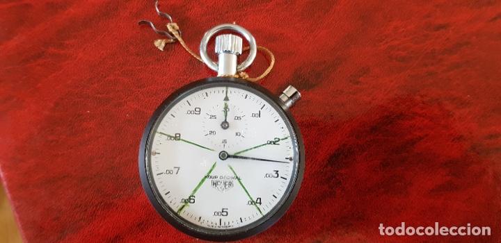 HEUER CRONOMETRO HOUR DECIMAL FUNCIONANDO (Relojes - Relojes Actuales - Tag Heuer )