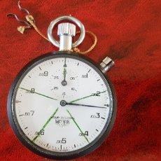 Relojes - Tag Heuer: HEUER CRONOMETRO HOUR DECIMAL FUNCIONANDO. Lote 182605471