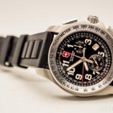 Relojes - Tag Heuer: CRONOGRAFO VICTORINOX SWISS ARMY TITANIO GAMA ALTA. Lote 182967571