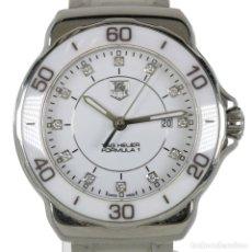 Relojes - Tag Heuer: TAG HEUER FORMULA 1 CERAMIC WAH135.BA0868 CAJA Y PAPELES. Lote 189334761