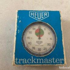 Relojes - Tag Heuer: CRONÓMETRO VINTAGE TAG HEUER TRACKMASTER 8047. Lote 189617380