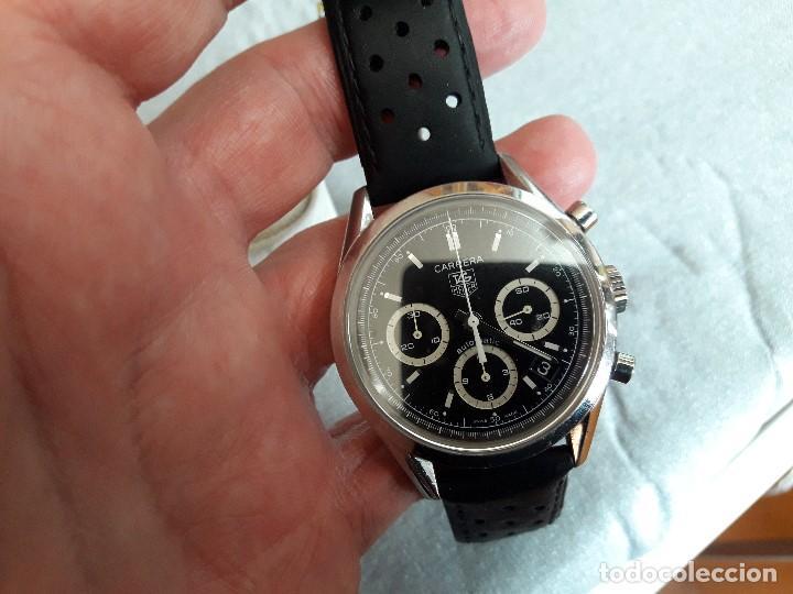 Relojes - Tag Heuer: Tag Heuer Carrera Classic - Foto 4 - 193819693
