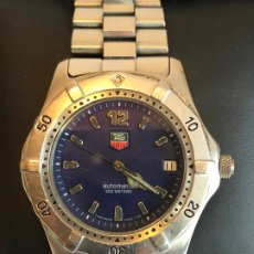 Relojes - Tag Heuer: TAG HEUER 2000 AUTOMATIC. Lote 196362481