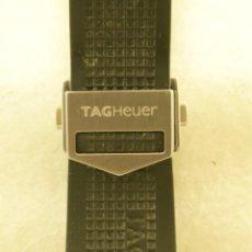 Relojes - Tag Heuer: TAG HEUER AQUARACER CORREA CAUCHO CON CIERRE DEPLOYANTE 500M. Lote 197338015