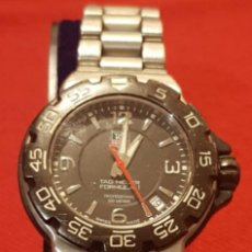 Montres - Tag Heuer: RELOJ TAG HEUER CADETE ACERO. Lote 197353127