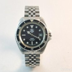 Relojes - Tag Heuer: AG HEUER 1000 PROFESSIONAL 42MM. Lote 202423628