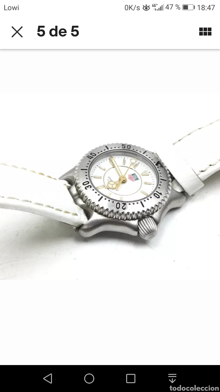 Relojes - Tag Heuer: Reloj tag heuer mujer - Foto 2 - 204556300