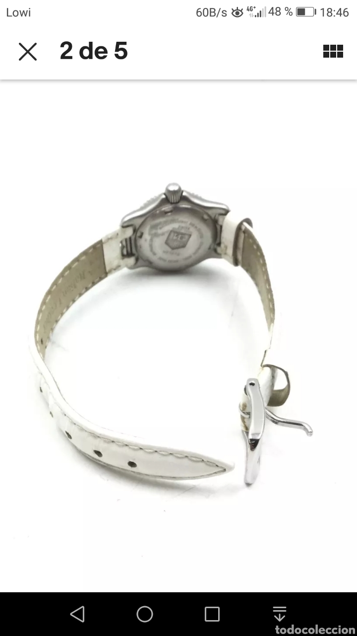 Relojes - Tag Heuer: Reloj tag heuer mujer - Foto 3 - 204556300