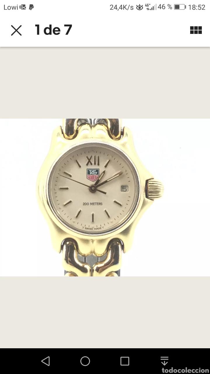 RELOJ MUJER TAG HEUER (Relojes - Relojes Actuales - Tag Heuer )