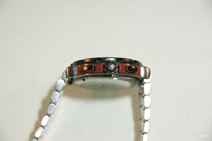 Relojes - Tag Heuer: Reloj Tag Heuer Formula 1. Rojo Ferrari. Edición limitada.Incluye estuche, caja, instrucciones, etc. - Foto 11 - 209860565