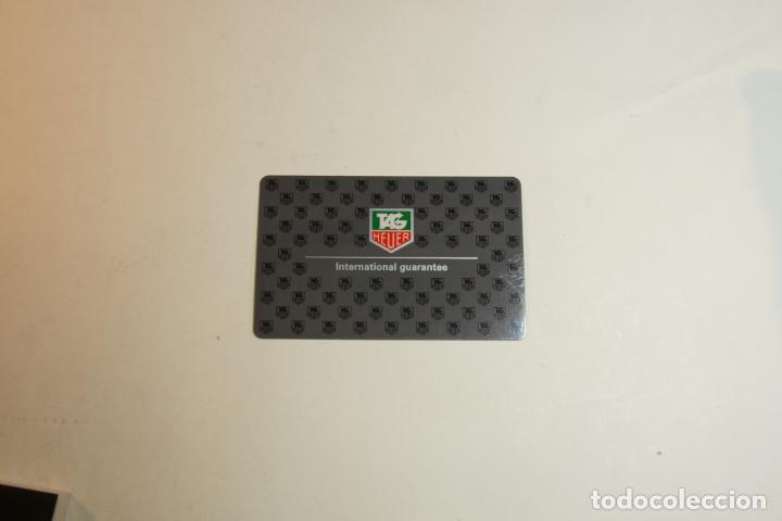 Relojes - Tag Heuer: Reloj Tag Heuer Formula 1. Rojo Ferrari. Edición limitada.Incluye estuche, caja, instrucciones, etc. - Foto 14 - 209860565