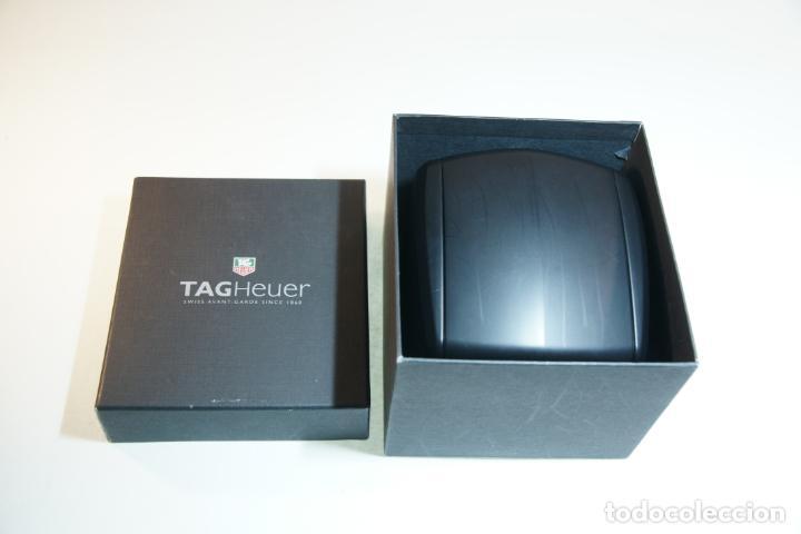 Relojes - Tag Heuer: Reloj Tag Heuer Formula 1. Rojo Ferrari. Edición limitada.Incluye estuche, caja, instrucciones, etc. - Foto 20 - 209860565
