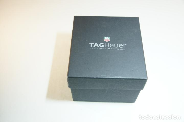Relojes - Tag Heuer: Reloj Tag Heuer Formula 1. Rojo Ferrari. Edición limitada.Incluye estuche, caja, instrucciones, etc. - Foto 21 - 209860565