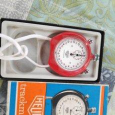 Relojes - Tag Heuer: CRONOMETRO TAG HEUER 1977 TRACKMASTER MADE IN SWITZERLAND 8042 ROUGE PERFECTO ESTADO. Lote 221635260