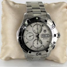 Relojes - Tag Heuer: RELOJ TAG HEUER AQUARACER CAF2011. Lote 225488655